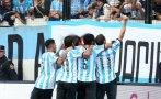 Racing venció 1-0 a Independiente en el clásico de Avellaneda