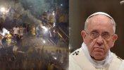 """Papa Francisco: """"La mayoría de barristas son mercenarios"""""""