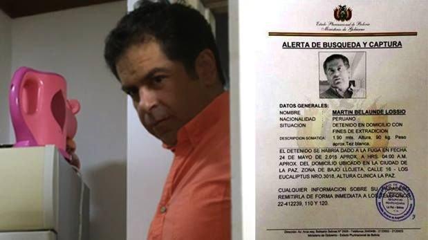 Belaunde Lossio: los errores del Perú que permitieron la fuga