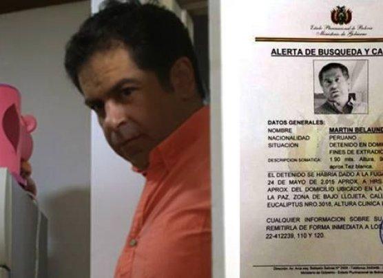 Belaunde Lossio: los errores del Perú que permitieron su fuga