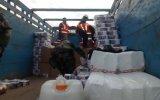 Sunat: nueve toneladas de ácido sulfúrico fueron incautadas