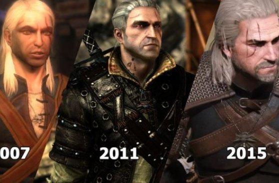 Resultado de imagen para the witcher 3 en videojuegos