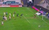 Alianza Lima: gol anulado a Guevgeozián por fuera de juego
