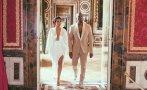 Kim Kardashian celebra primer año de matrimonio con fotos