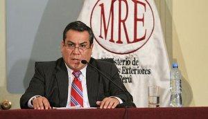 """""""Perú y Bolivia ya habían definido entrega de Belaunde Lossio"""""""