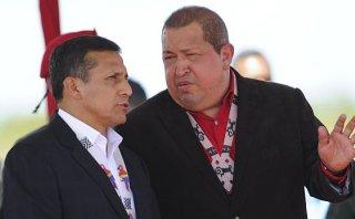 """""""Hugo Chávez se fue decepcionado de Ollanta Humala"""""""