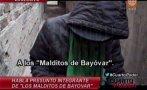 Tía María: 7 detenidos aparecen en fotos cometiendo vandalismo