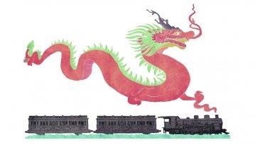 Tren bioceánico: Los rieles del futuro que llegan desde Oriente