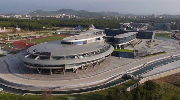 Youtube empresario chino convierte sus oficinas en el for Oficinas enterprise