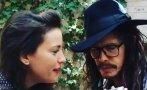 Steven Tyler y su hija Liv cantan en video subido a Instagram