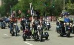Motos pasean por Washington en honor a soldados caídos [VIDEO]