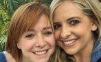 """""""Buffy, la caza vampiros"""": protagonistas tuvieron reencuentro"""