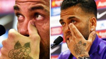 """Alves se siente """"menospreciado"""" al no renovar en Barcelona"""