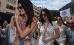 Los famosos se dieron cita en el Grand Prix de Mónaco (FOTOS)