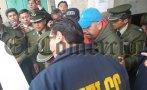 Belaunde Lossio: sus familiares son trasladados a PJ boliviano