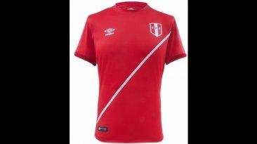 Así será la camiseta alterna de Perú para la Copa América