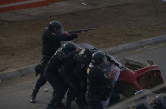 Ica: un muerto en protestas de trabajadores de minera Shougang
