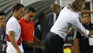 "Cristian Benavente está ""terriblemente triste"", dijo su agente"