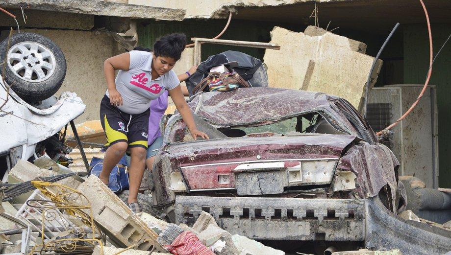 Devastador tornado dejó impactantes imágenes en Ciudad Acuña