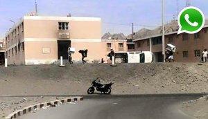 Saquean viviendas y queman autos en Marcona [FOTOS]