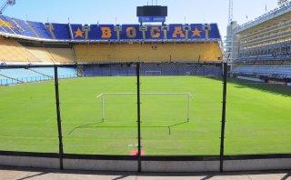 Sudamérica futbolera: recorre ocho de los estadios principales