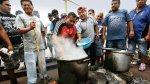 Callao: estibadores en huelga amenazan con matar a empresarios - Noticias de muelle norte del callao
