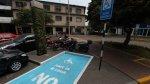 San Isidro filmará uso indebido de parqueo para discapacitados - Noticias de policía de tránsito