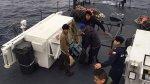 Chile rescató embarcación peruana varada frente a Antofagasta - Noticias de cinco millas