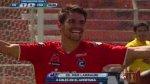 Cienciano: Pier Larrauri anotó golazo de tiro libre a Comercio - Noticias de las vegas