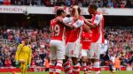 Arsenal a la Champions League: goleó 4-1 al West Bromwich - Noticias de esteban cambiasso