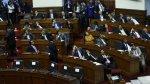 Blindajes en el Congreso: Los que no pueden ser investigados - Noticias de comisión de Ética