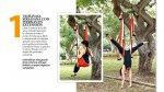 Yoga aéreo: tonifica tus músculos con este amigable ejercicio - Noticias de rafael huaman