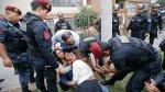 Vía Expresa: pelea por letrero dedicado a Nadine Heredia - Noticias de afiches