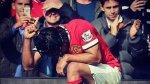 Instagram: Falcao agradeció el apoyo de los fans de Manchester - Noticias de lorelei taron