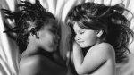 Madre muestra unión entre su hija biológica y adoptada [FOTOS] - Noticias de ano humano