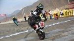 Se realizó un espectacular show de motos en La Chutana - Noticias de motos