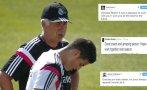 Real Madrid: jugadores se despiden de Carlo Ancelotti