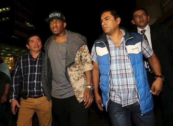 """Jefferson Farfán en Lima para la selección: """"Llego al 100%"""""""