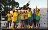 Brasil ganó la Copa América... de fútbol callejero