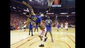 NBA: Terrible caída de Stephen Curry que pudo ser fatal (FOTOS)