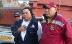 La Victoria: cae presunto sicario que vestía chaleco de la ONPE