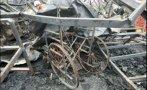 China: Mueren 38 personas en incendio en asilo para ancianos