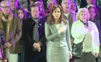 Argentina: Cristina augura un triunfo en elecciones de octubre