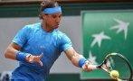 Rafael Nadal se estrenó con cómodo triunfo en Roland Garros