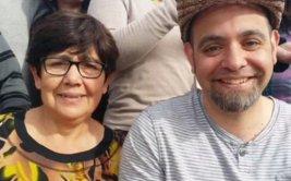 Un hombre robado de niño se reúne con su madre 41 años después