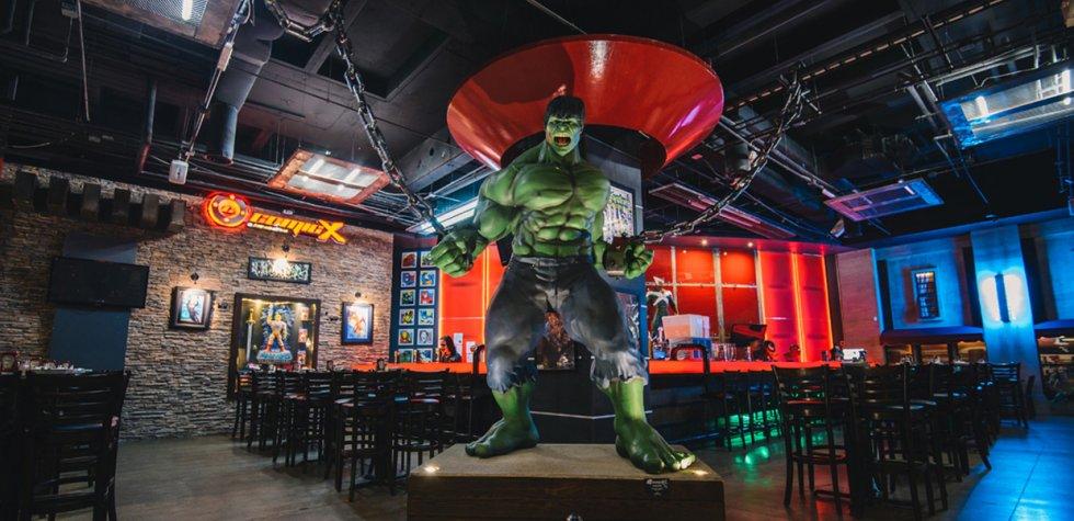 Nueva experiencia: cinco bares con estilo único