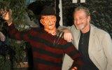 Actor que dio vida a Freddy Krueger es un apasionado del terror