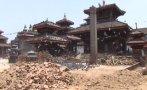 Nepal quiere recuperar su patrimonio antes del monzón [VIDEO]