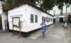 Congreso: casetas y estructuras invaden espacios públicos
