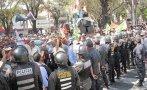 Arequipa será custodiada por 1.500 policías durante paro